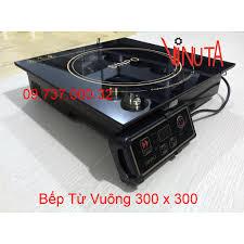 Bếp Từ Vuông 2000w, bếp điện từ Sinpo / IH nấu lẩu đơn hình vuông âm bàn |  Nông Trại Vui Vẻ - Shop