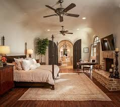 ... Bright and cheerful Mediterranean bedroom in Los Angeles [Design:  Willetts Design & Associates]