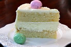 Meyer Lemon Cheesecake Cake