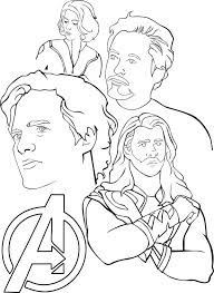 Small Picture Avengers Coloring Games Coloring Coloring Pages