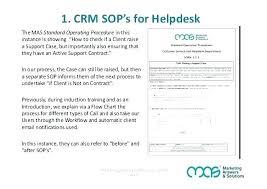 Sop Chart It Procedure Template Free Bookmylook Co