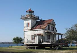 Roanoke River Light When Old Lighthouses Find New Lives Lighthouses Roanoke