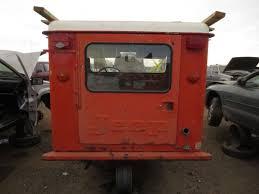 junkyard 1968 kaiser jeep dj 5a factory chevy power be