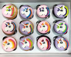 Unicorn Cupcakes Classy Girl Cupcakes
