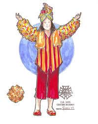Bobby Pearce Costume Designer Rosie Odonnell Calypso Costume Designed By Bobby Pearce