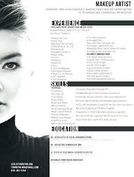 Makeup Artist Resume Awesome 28 Unique Freelance Makeup Artist Resume Shots Telferscotresources