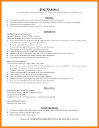 Time Management Skills Resume Samples Time Management Skills Resume Examples Krida 11