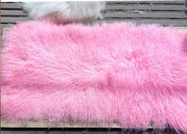 colored sheepskin rug sheepskin rug real sheepskin wool dyed pink color free samples coloured sheepskin rugs colored sheepskin rug