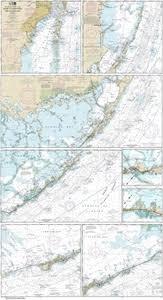 Noaa Chart 11452 Themapstore Noaa Charts Florida Gulf Of Mexico