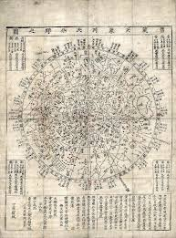 Korean Star Chart