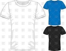shirt design templates mens short sleeve t shirt design templates vector illustration of