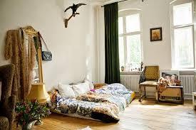 mattresses on the floor. Brilliant Floor Theresa Martinatu0027s Apartment Intended Mattresses On The Floor R