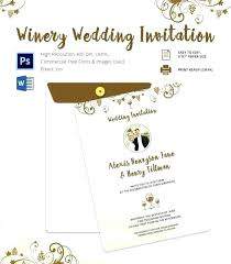Samples Certificate Delectable Invitation Card Sample For Wedding With Wedding Invitation Cards