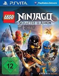 LEGO Ninjago - Schatten des Ronin - [PS Vita]: Amazon.de: Games