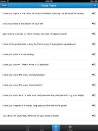 Truth Or Dares Truth Or Dare Hot Party Game For Teens Adult Iphone Ipad