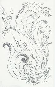 Rosemaling Coloring Pages Coloring Pages Auto Electrical Wiring