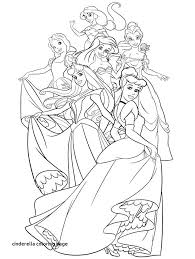 disney princess coloring pages cinderella princess coloring pages new coloring page of awesome princess coloring pages