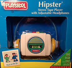 PLAYSKOOL <b>HIPSTER</b> STEREO <b>TAPE PLAYER</b>: Amazon.ca ...