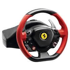 Thrustmaster Ferrari 458 Spider Xbox One Wheel Xbox One Eb Games Australia