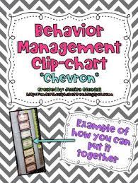 Chevron Behavior Chart With Behavior Calendars 19 20 Updated Yearly