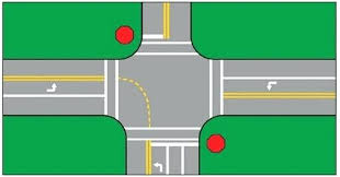 traffic intersection diagrams examples and wiring diagram symbols traffic intersection diagrams wiring
