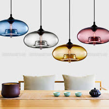 colored glass lighting. Modern Colored Glass Ceiling Light Chandelier Loft Lighting Fixture Pendant Lamp