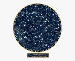 Star Chart Png Constellation Night Sky Star Map Wall Decal Star Chart