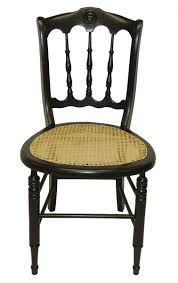 hand caning wicker chair