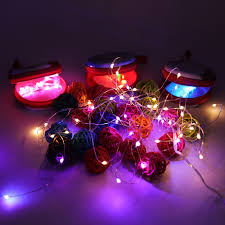 White Indoor Fairy Lights Us 1 19 31 Off 2m 3m 5m Christmas Warm White Lights Indoor String Led Copper Wire Fairy Lights For Festival Wedding Party Home Decoration In Party