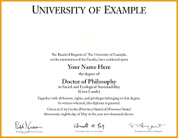Fake Degree Certificate Template College Diploma Download