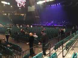 Mgm Grand Las Vegas Arena Seating Chart Mgm Grand Garden Arena Section 12 Rateyourseats Com