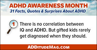 Adhd Quotes Simple ADHD Awareness Month 48 Surprising Truths About ADD