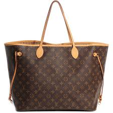 louis vuitton monogram tote. louis vuitton monogram neverfull gm ❤ liked on polyvore featuring bags, handbags, tote bags louis vuitton