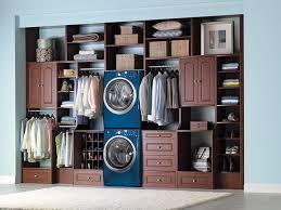 laundry room walk in closet contemporary laundry room
