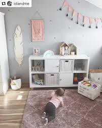 Ein Zauberhaftes Kinderzimmer Mit Ikea Kallax Und Herzmöbelknöpfen