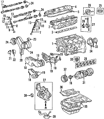 toyota 3 3 engine diagram toyota image wiring diagram parts com lexus rx400h engine oem parts on toyota 3 3 engine diagram