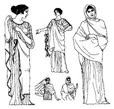 Resultado de imagen para moda romana femenina