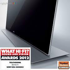 sony internet tv. sony kdl55hx853bu, 55 full hd 1080p 3d lcd tv with dynamic edge led, x-reality pro, sony internet tv