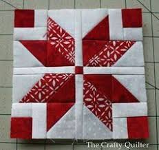 Try Bonnie Scotsman if You're Looking for a Quick and Easy Quilt ... & Welcome to the Nordic Mini Quilt Along! This will be a red and white mini  quilt that measures 14 square. Today's row is the Nordic Star! Adamdwight.com