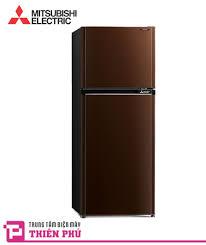 Tổng đại lý phân phối Tủ lạnh Mitsubishi Electric Inverter MR-FV28EJ-BR-V 2  Cánh 231 Lít giá rẻ nhất