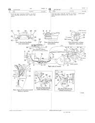 wiring diagram farmall cub not the easiest to but all wires including the physical location is in the parts catalog you need a very late revision to get the 75 up diagram