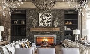 es install yc byrne hillside 0008 080416 es stacked stone chapel hill int byrne bedroom fireplace