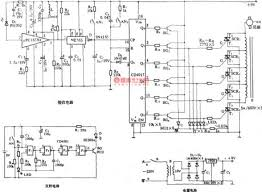 ceiling fan infrared remote control circuit 2