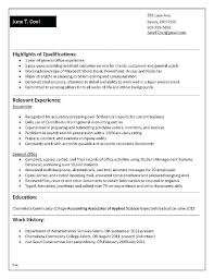 Sample Resume For Recent College Graduate College Resume Sample ...