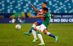 ผลบอลสดวันนี้ ! ฟุตบอลโคปา อเมริกา 2021 ชิลี พบ โบลิเวีย 19 มิ.ย. 64 | PPTV  HD 36