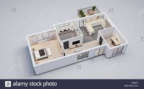 Modern Apartments Floor Plans Design Modern Interior Design Isolated Floor Plan With White Walls