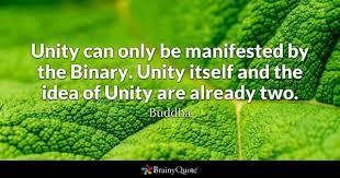 Quotes About Unity Impressive Unity Quotes BrainyQuote