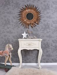 Console Wall Bedside Table Shabby Antique Console Console