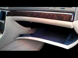 bmw 735i e38 glovebox broken avi bmw 735i e38 glovebox broken avi