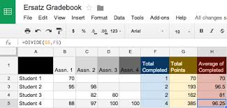 item count in google sheets